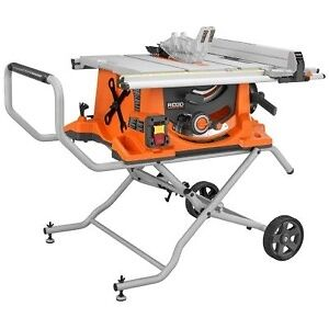 Ridgid R45101 10 in. Table Saw