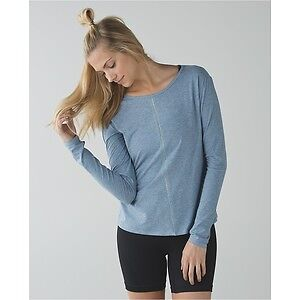 LULULEMON SUPERB LONG SLEEVE- New with tags!