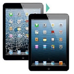 iPad 2/3/4 $75 iPad mini $85/ipad air $125 digitize repair