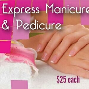 Beauty Express - Mobile Services
