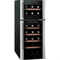 Home Image HA-HI-21CD 21 Bottle Thermoelectric Wine Cooler Dual