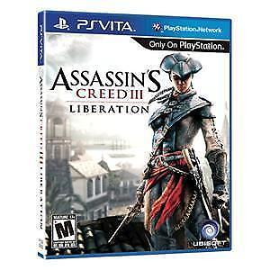 Jeux PS Vita Assassin's Creed