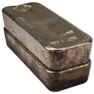 Silver Bars 1 Oz 100 Oz 10 Oz Pamp Suisse Ebay
