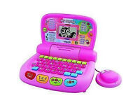 Vtech Learning Laptop - Alphabet; Numbers; Logic for toddlers