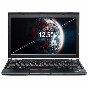 "Lenovo Thinkpad X230 12.5"" Laptop i5-3320M 2.60GHz 4GB RAM 320GB HDD Webcam Win8Pro COA"