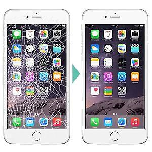 iPhone 8 glass screen repair $69