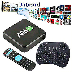 A96S Pro Android tv box with Free Keyboard 2 gb ram Android 6.0