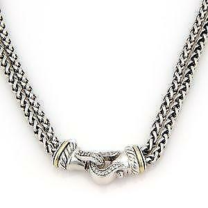 David yurman chain fine jewelry ebay david yurman chain necklaces aloadofball Gallery