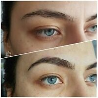 Microblading Services in the comfort of your own home