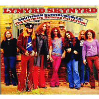 Lynyrd Skynyrd Southern Surroundings 3 Disc Set New Sealed