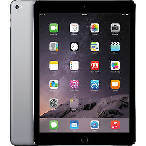 IPAD AIR 2 16 GB WIFI ONLY SPACE GREY