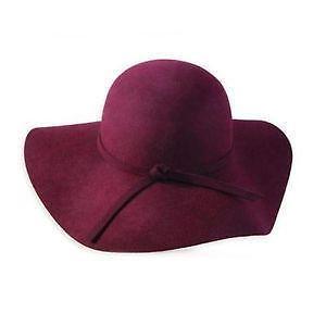 0be37fc35e667 Red Wide Brim Hat
