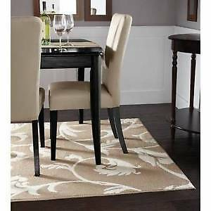 New- Cotton Area Rug medallion