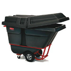 Rubbermaid  #1317 Tilt Truck Lid Only