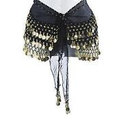 Plus Size Belly Dance Hip Scarf