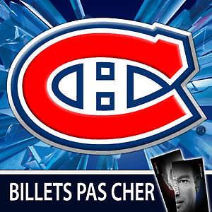 BILLETS TICKETS CANADIENS,CALGARY,DALLAS, 302A ,303A ,CENTRAL