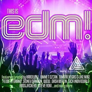 CD This Is Edm von Various Artists 2CDs
