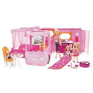 Barbie Camper Ebay