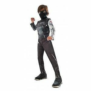 Winter Soldier Marvel Civil War Costume for Children New