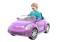 Battery operated beetle