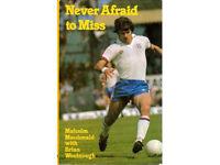 Never Afraid to Miss (Hardback)
