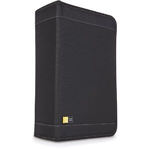Case Logic CDW128T CD DVD Storage Wallet 136 Disc DJ Caselogic BRAND NEW UK