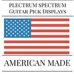 Plectrum Spectrum Pick Displays