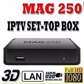 *BEST IPTV-PRICE DROP*-MAG IPTV HD OPENBOX+12 MTHS - £165 -FUTURE OF SMARTTV/ZGEMMA/ANDOID/LINUX