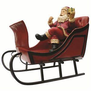 Santa Sleigh | eBay