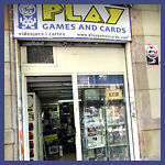 PLAY Games and Cards