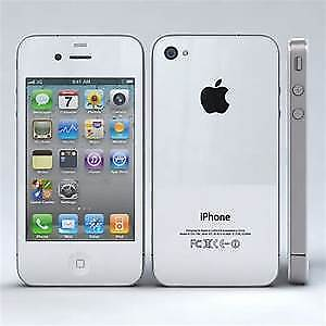 Apple iPhone 4s 8GB in New condition with Denon docking/charging