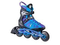 Inline Skates with Pads (Worth £300 !!!!!!)