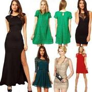 Vintage Dress Lot