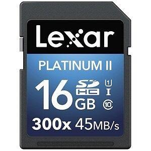 Memory card 16gb lexar cameras Beaumaris Bayside Area Preview