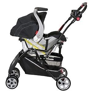 Safety 1st Clic It Universal Car seat Stroller Carrier!