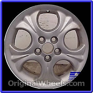 Toyota Corolla Newer tires and Aluminum rims