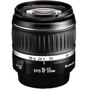 WANTED: 18-55 mm lens suitable for Canon Rebel DSLR