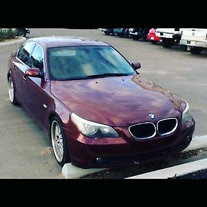 2006 525i m package