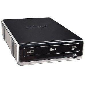 LG 20x DVD±RW External Drive w/LightScribe & Software