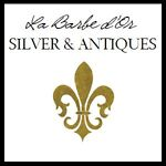 La Barbe d Or Silver and Antiques