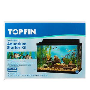 20 Gal Top Fin Aquarium