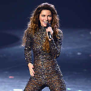 SHANIA TWAIN - EXCELLENT LOWER LEVEL TICKETS - CTC - JUNE 25