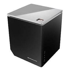 Desktop case Xigmatek Nebula C Mini-ITX Cube Black