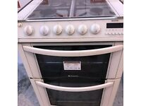 60cm hotpoint gas cooker #7086