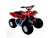 *** wanted *** Suzuki ride on quad - wheels