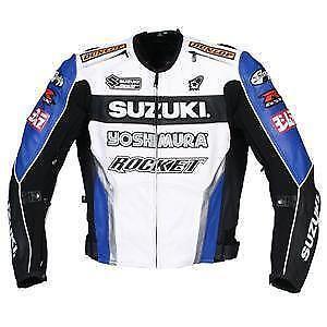 Motorcycle Ebay Ebay Jacket Suzuki Ebay Suzuki Jacket Jacket Suzuki Suzuki Motorcycle Motorcycle xqI0UU