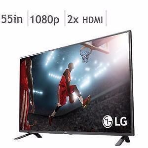 Télévision DEL 55'' 55LF6000 1080p 120hz LG