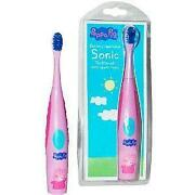 Pink Electric Toothbrush