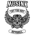 Musink Tattoo Art Apparel