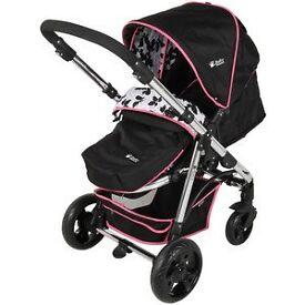 Baby Weavers by Kiddicare Imax pram/pushchair